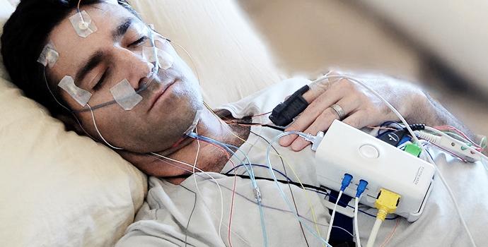 Imagem sobre Exame de sono – como ele pode lhe ajudar a parar de roncar
